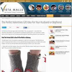 The Perfect Valentines Gift Idea For Your Husband or Boyfriend