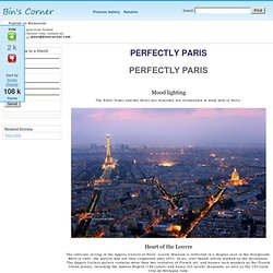 PERFECTLY PARIS