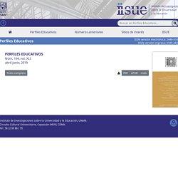 Perfiles Educativos (Scopus Q3 Scielo)