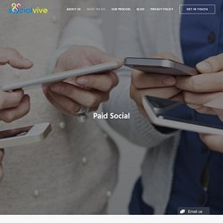 Socialvive - Paid Social Media Marketing
