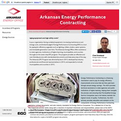 Arkansas Energy Performance Contracting