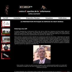 Centre d'Expertise de la Performance Gilles Cometti