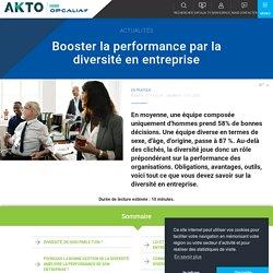 Booster la performance par la diversité en entreprise