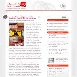 La prévention des risques, levier de performance des entreprises artisanales