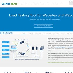 Load and Performance Testing Tool