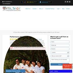 HR Spot- Performance Management training institute