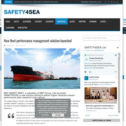 New fleet performance management solution launched