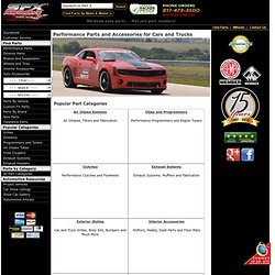 SFX Performance Parts and Auto Accessories - 817.473.3500