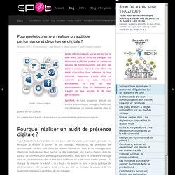 Audit de performance et de présence digitale