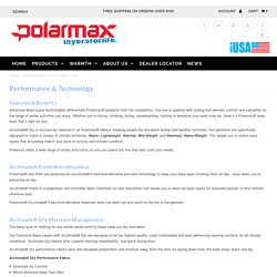 Performance & Technology – Polarmax