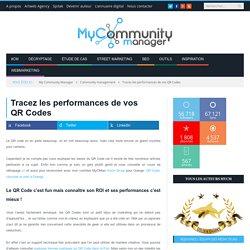 Blog - Tracez les performances de vos QR Codes