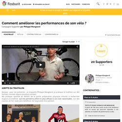 Fosburit - La plateforme de Crowdfunding dédiée au sport