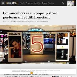 Comment créer un pop-up store performant et différenciant - Retail