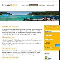 Perhentian - Geniet op de Perhentians van witte stranden