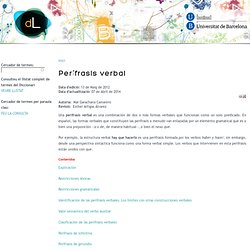 Diccionari de lingüística on line