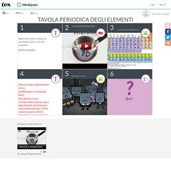 Tavola Periodica Degli Elementi (di Arianna Comotti)