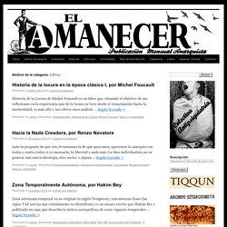 Periódico anárquico El Amanecer