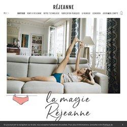 La culotte périodique Rejeanne - confortable et élégante