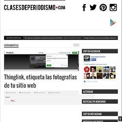 Thinglink, etiqueta las fotografías de tu sitio web