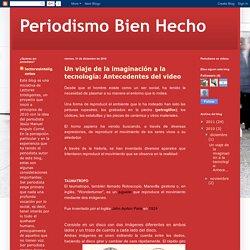 Periodismo Bien Hecho: diciembre 2010