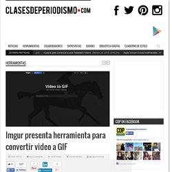 Imgur presenta herramienta para convertir video a GIF