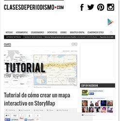 Tutorial de cómo crear un mapa interactivo en StoryMap