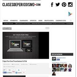 5 apps para crear presentaciones en iPad