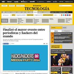 Finalizó el mayor evento entre periodistas y hackers del mundo.