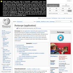 Periscope (application)