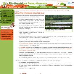 Les marais périurbains de La Rochelle - Biodiversité en Poitou-Charentes