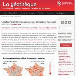 périurbanisation - La GéothèqueLa Géothèque