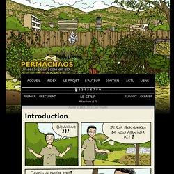 PERMACHAOS: Un essai permacole en BD...