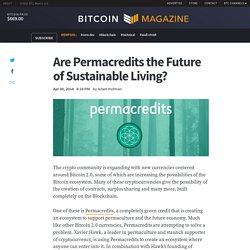 Are Permacredits the Future of Sustainable Living?