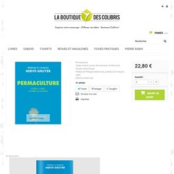Permaculture - Colibris
