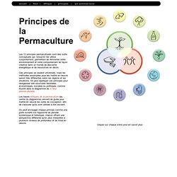 Principes de Conception