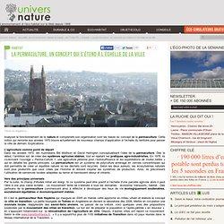 La permaculture, un concept qui s'étend à l'échelle de la ville