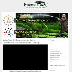NodoEspiral | Dedicated to Permaculture Training and Teaching Sustainable Farming Methods | Ethosolutions.org