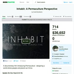Inhabit: A Permaculture Perspective by Costa Boutsikaris