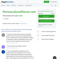 Permaculture Planet - The Planetary Permaculture Forum