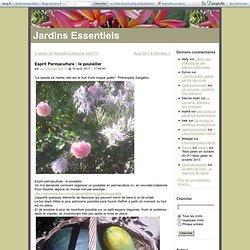 Esprit Permaculture : le poulailler - Jardins Essentiels