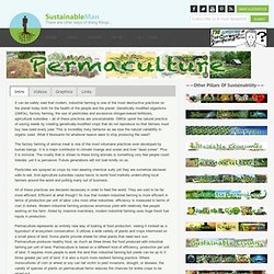 Permaculture - Sustainable Man