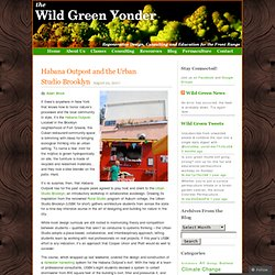 Permaculture « The Wild Green Yonder