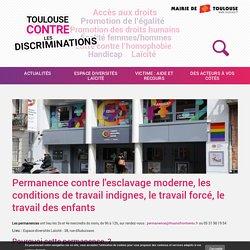 Permanences RHSF - Non aux Discriminations