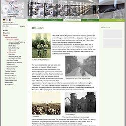 20th century - Permanent exhibition - Hamelin Museum - Culture - Education & Culture
