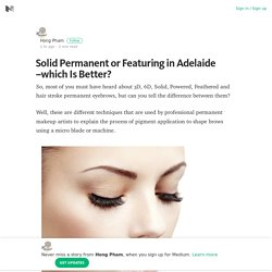 Solid Permanent or Featuring in Adelaide –which Is Better? – Medium