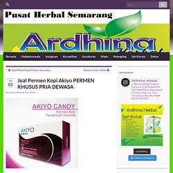 Jual Permen Kopi Akiyo PERMEN KHUSUS PRIA DEWASA – Toko Herbal Semarang