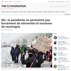 Ski: la pandémie nepermettra pas forcément deréinventer le tourisme demontagne
