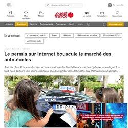 Le permis sur Internet bouscule le marché des auto-écoles