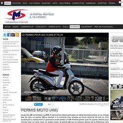 Permis moto (AM)