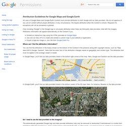 Permissions – Google